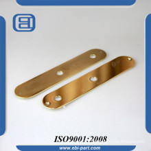 Golden Plated Control Plate Electric Guitar Part