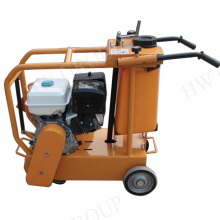 Gasoline engine road cutting machine
