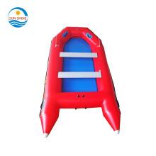 4.2M aluminium bottom boat hypalon pontoon boat