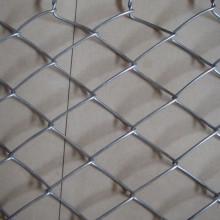 Hot-Dipped galvanizado Diamond Chain Link Fence