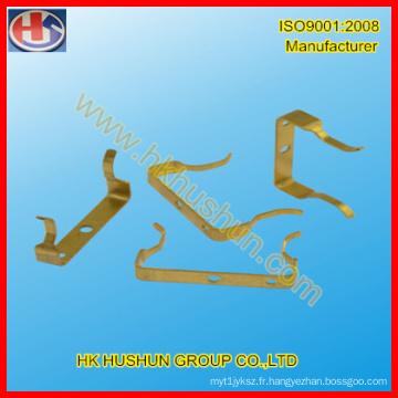 Feuille de dôme en métal estampage personnalisé (HS-BC-029)