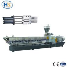 PTFE máquina de extrusora doble husillo con alto rendimiento