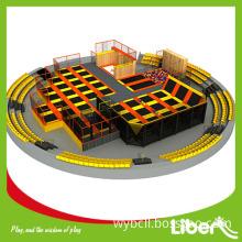 cheap birthday party ideas indoor trampoline park basketball