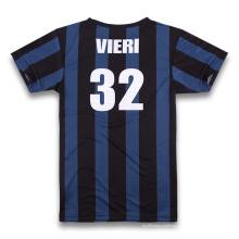 Chemises de football à sublimation avec noms et numéros