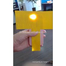 pegatinas reflectantes de alta visibilidad para proyectos de seguridad