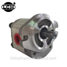 high quality rexroth- uchida type hydraulic custom gear pump