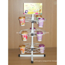 3 Tier Ajustable Counter Revolving Fixture (PHY1021F)