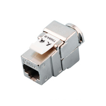High Quality CAT6A Shielded Keystone