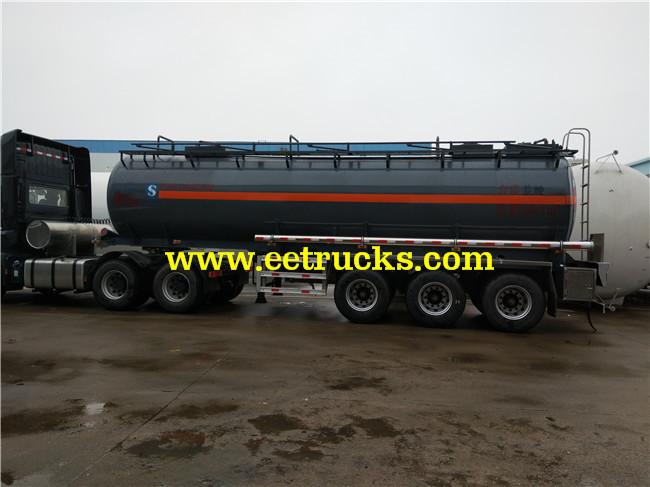 Hydrochloric Acid Tank Trailers