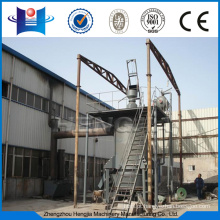 Coal gasifier to make coal gas with long working life