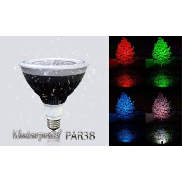20W / 25W Bluetooth Dimmen im Freien wasserdichte IP67 LED Lampe PAR38 Glühlampe