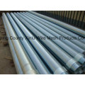 Wedge Wire Stainless Steel Well Screen