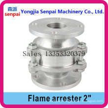 2inch Dn50 Gas Station Flame Arrester