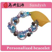 nouveaux bracelets personnalisés personnalisés pour les couples en gros