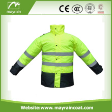 New Fluroscent Top Quality Safety Jacket