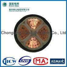 Хорошее качество ПВХ / XLPE Материал 95мм ПВХ кабель питания