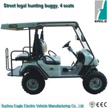 EEC Sports Utility Vehicle (EG2020ASZR, 48V/5KW AC, 48V/5.3KW Sepex)