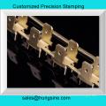 Fabricación de estampado de metal en miniatura profesional