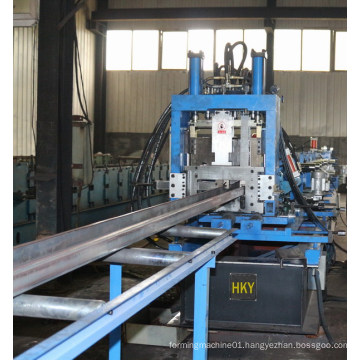 Composited C Z Purlin Roll Forming Machine