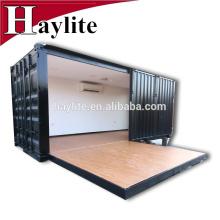 escritório dobrável móvel do recipiente da casa do recipiente pré-fabricado