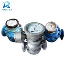 Oil methanol adblue flow meter