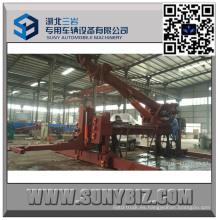 Rotor deslizante de 50 toneladas Carro de auxilio pesado
