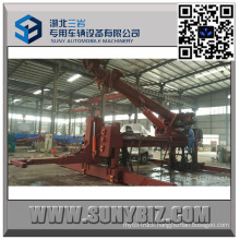 50 Ton Sliding Rotator Heavy Duty Wrecker Body