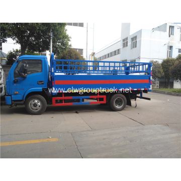 YUEJIN small 4.5T Cylinder carrier truck