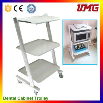 Trolley Tools Dental Clinic Cabinet with Cart Wheels