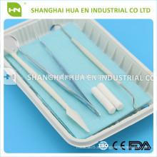 China Dental Instrument Anbieter Implantat Dental Einheit / chirurgische Implantat-Kit