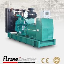 Лучшее соотношение цены и качества низкое потребление топлива с двигателем Cummins 50 Гц 60 Гц открытый тип дизельный генератор 500 кВт