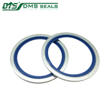 bonded seal hydraulic fittings gasket with mesh