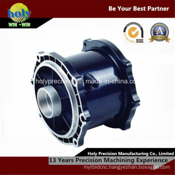 Custom Made Cylindrical Plastic Part for Auto