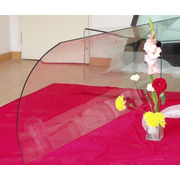 Ultra-white Tempered Safety Glass For Furniture Glass , Shower Cabin Oem