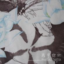 Декоративные полиэфира печатных замши для дивана