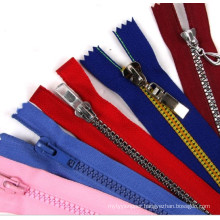 Supply All Size and Color Plastic Zipper