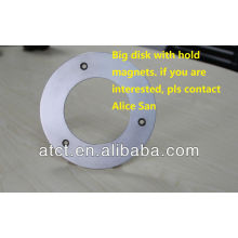 Ring magnets with holes,monopole magnet, permanent magnet, magnetizer