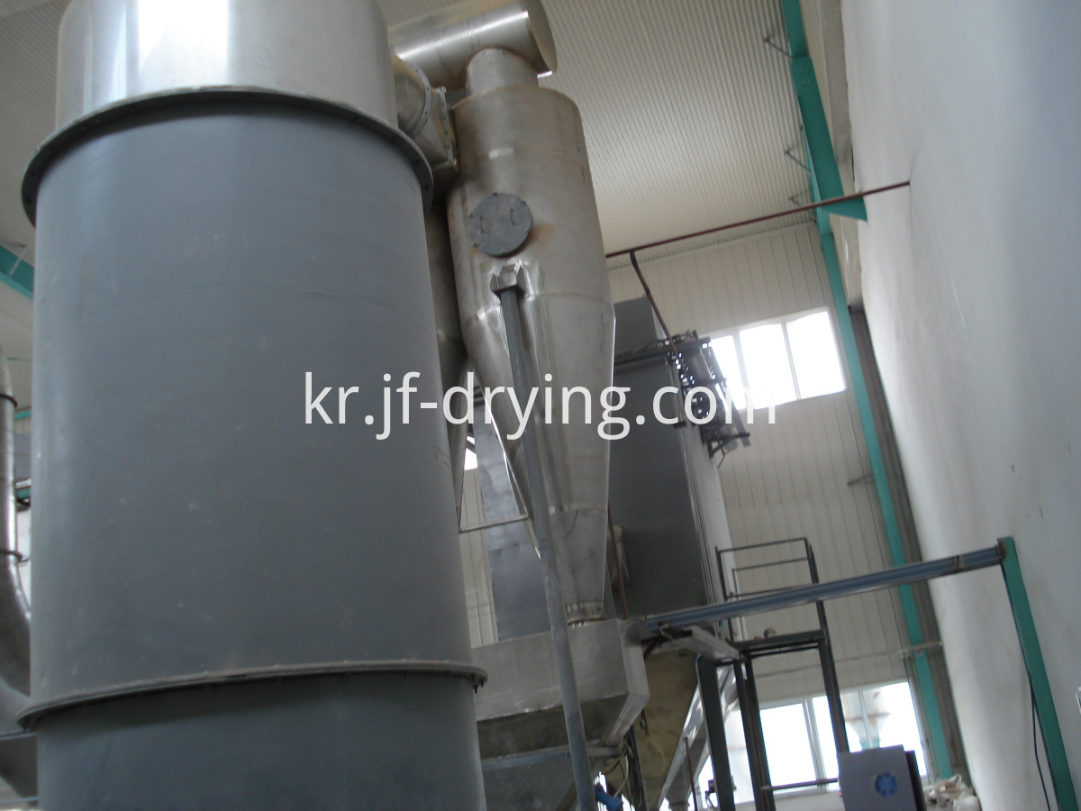 rotating flash air dryer12