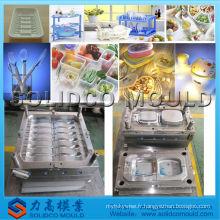 Moule professionnel de vaisselle / cuillère en plastique / fourchette / moule de couteau