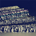 Reflective Printed Pattern fabric for Fashion Clothing