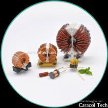 FCT677 Professinal manufacturer High frequency DIP common mode Choke coils Toroidal inductor