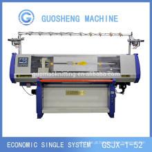 industrial três agulha tricô máquina