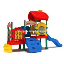 2015 nouvelle garderie aire de jeux extérieure jeux pour enfants Équipement Qualité Assurée