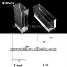 K9 de cristal em branco para gravação a laser