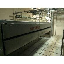 Geflügel-Feder-Schälmaschine (Edelstahl)