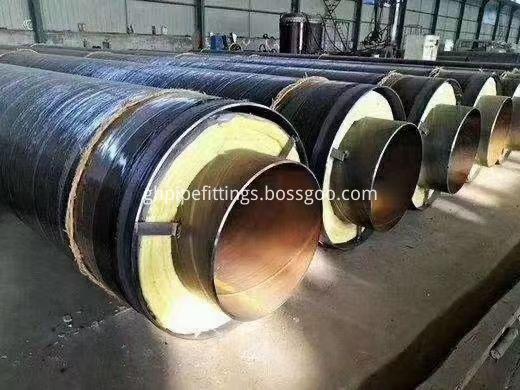 Heat Preservation Anticorrosive Pipe03ec97967f7307c67e4af4622d44338d