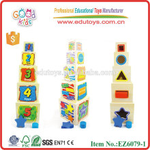 Hölzerne intelligente Spielwaren für Baby