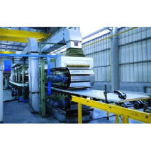 Sp-CPU PU Continuous Sandwich Panel Production Line