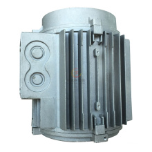 Custom Motor Housing Supplier with High Quality Sand Casting