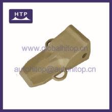 Cubo de fundición de precisión puntas dientes de cubo excavadora PARA CATERPILLER 8Y003